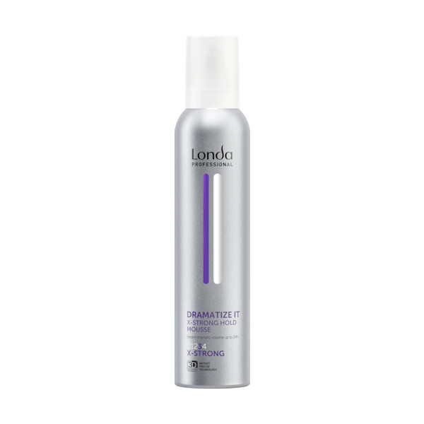 Londa Styling Volumen Dramatize It X-Strong Hold Mousse