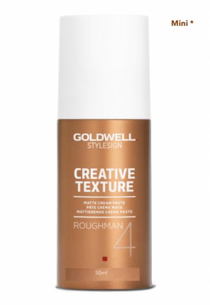 Goldwell Stylesign Texture ROUGHMAN Matte Cream Paste Mini
