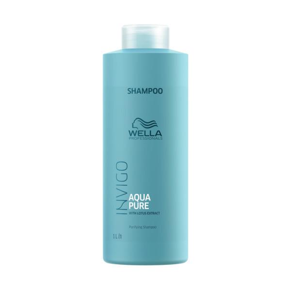 Wella INVIGO Balance Aqua Pure Purifying Shampoo Kabinett