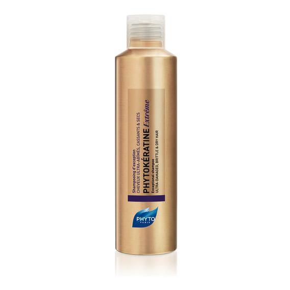 PHYTO - Phytokeratine Extreme Exceptional Shampoo - Ultra Damaged Hair