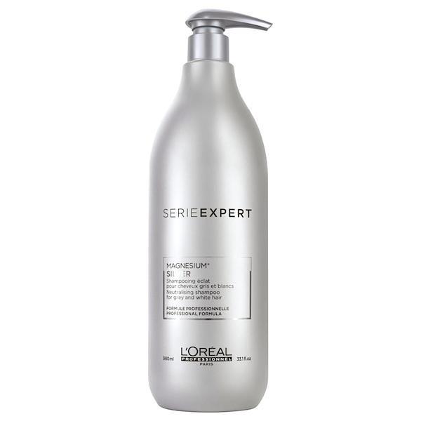L'Oreal Serie Expert Silver Shampoo 980ml XXL