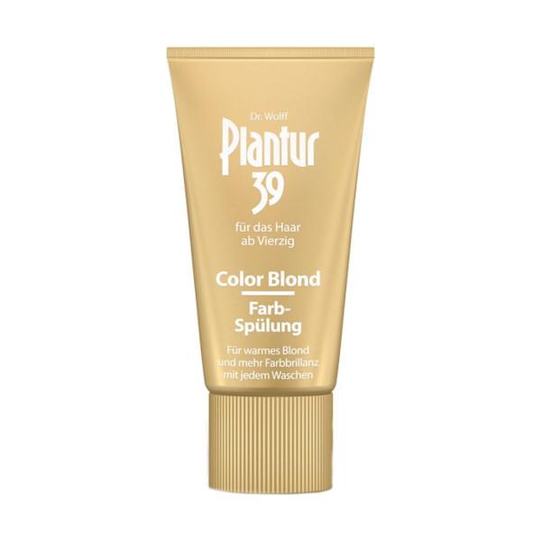 Dr. Kurt Wolff Plantur 39 Color Blond Pflege-Spülung